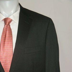 Hugo Boss Pasolini Super 100 Two Button Suit 44L